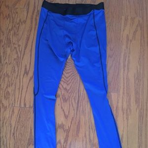 Other - Men's full length compression pants tights L